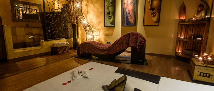 room for tantric massage in barcelona