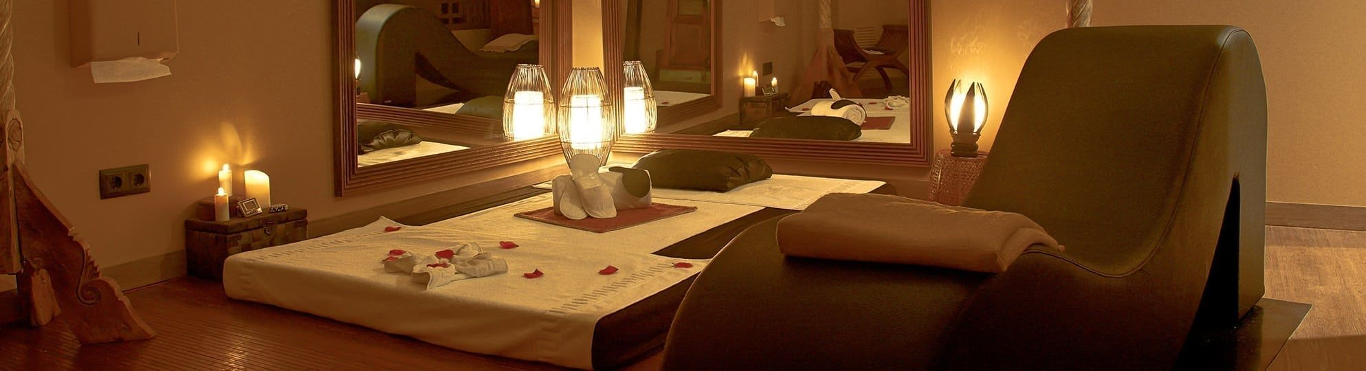 oriental massage center in Barcelona