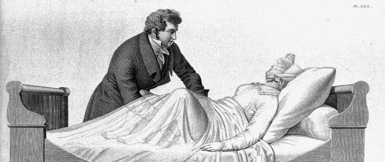 erotic massages history