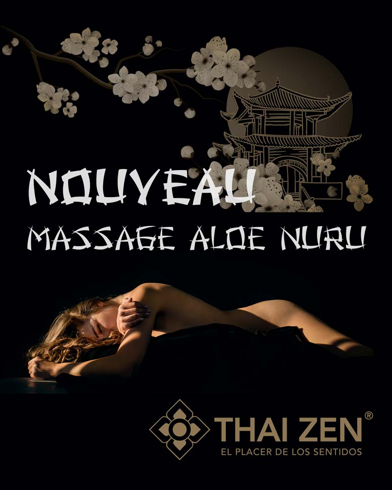 Massage Nuru au Thai Zen