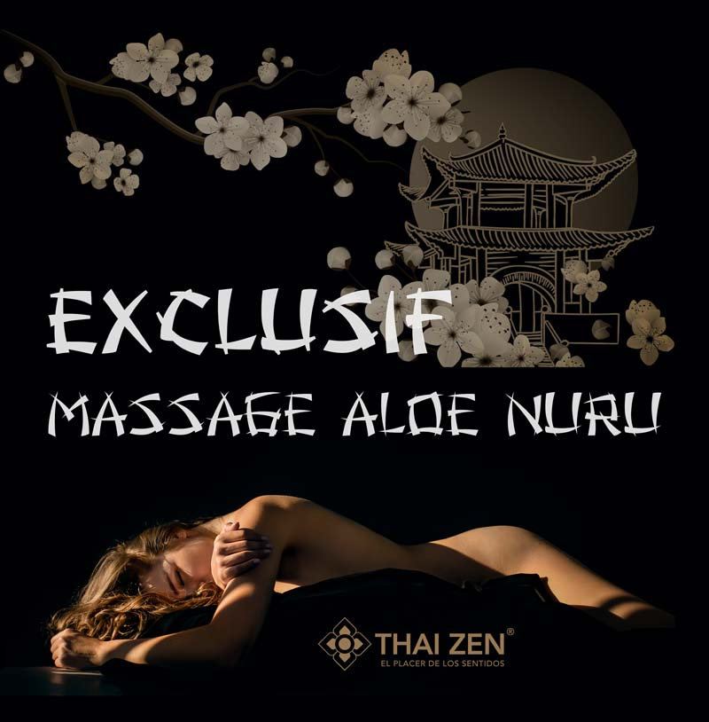 Masseuse erotique de Nuru Massage en Thai Zen