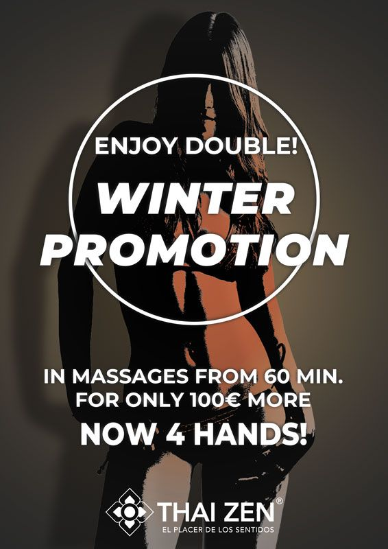 Winter promotion erotic massage Barcelona