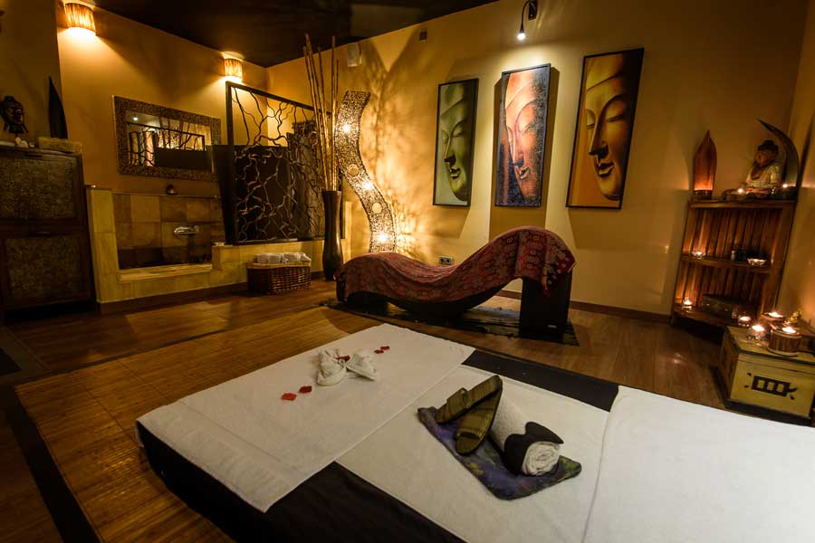 tantric massage room in barcelona