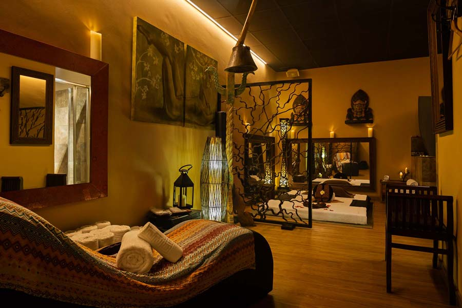tantra massage room in barcelona